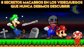 8 Secretos Macabros en los Videojuegos que Nunca Debimos Descubrir - Pepe el Mago