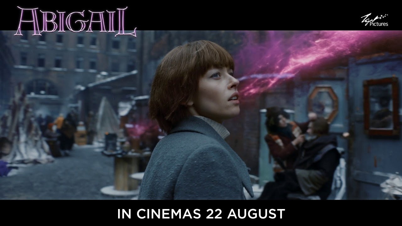Download Abigail - Trailer 1 - In Cinemas 22 August