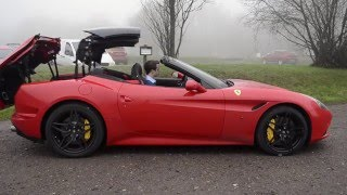 Ferrari California T review: Come rain or shine, this is the everyday supercar