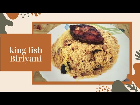 Fish Biriyani || King Fish Biriyani || Fish Biriyani Recipe In Malayalam || Sayyu Says 💖
