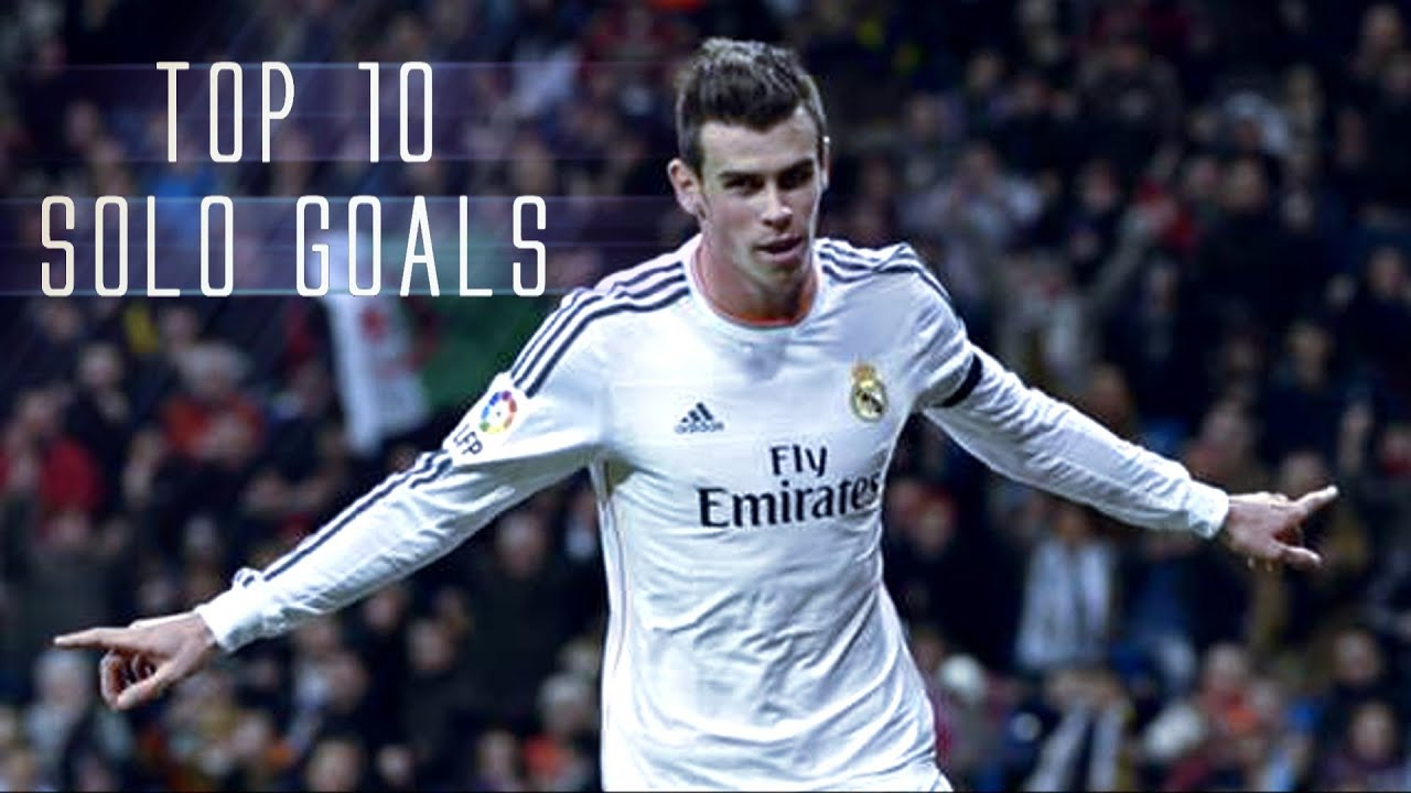 Download Gareth Bale  ● Top 10 Solo Goals  ● 1080p HD by AJ7 STUDIO