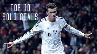 Gareth Bale  ● Top 10 Solo Goals  ● 1080p HD by AJ7 STUDIO