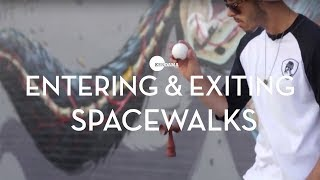 Kendama USA - Tutorial Extras - Entering & Exiting Spacewalk Tricks