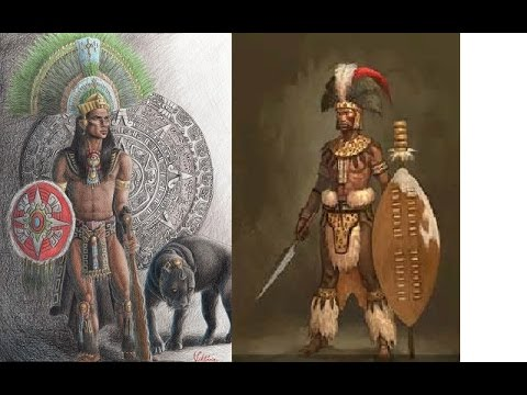 Shaka zulu, the bull, the portugese and S. America pt.3-check romans in brazil vid