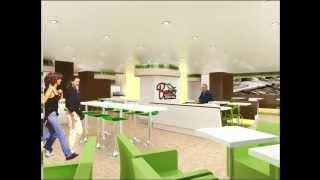 Restaurant Design - Modern Mexican Grill