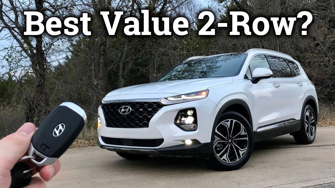 Ultimate 2020 Hyundai Santa Fe Review Bang For Buck Youtube