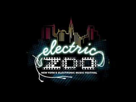 Axwell   Live @ Electric Zoo New York City    01 09 2012