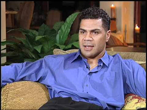"""One on One Junior Seau """"Rings of Life"""" 2003"""