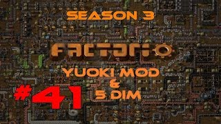 TUTORIAL Uranium Power Mod - Factorio S3 #41 [German Lets Play]