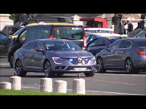 Renault Talisman of the French government.