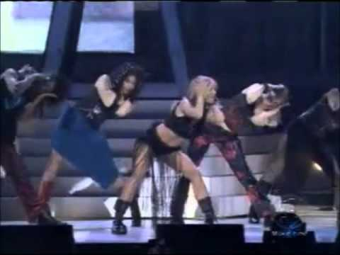 Britney Spears - Baby One More Time & (You Drive Me) Crazy (Billboard Music Awards 1999)