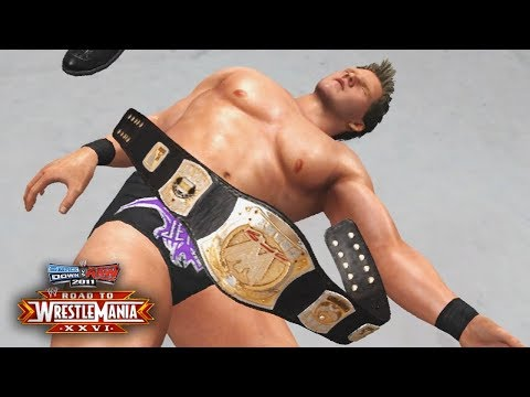 WWE Smackdown vs Raw 2011 - THEY DONT WANT ME TO WIN!! (Road To WrestleMania Ep 11 FINALE)
