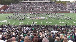 Ohio University Marching 110 - Fanfare for Rocky / Gonna Fly Now