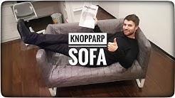 IKEA KNOPPARP sofa   ForumWiedzy