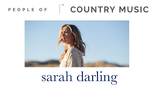 Poeple of Country Music Sarah Darling