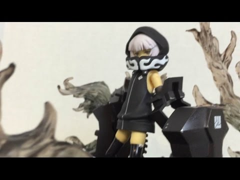 Review: Figma Black Rock Shooter Strength