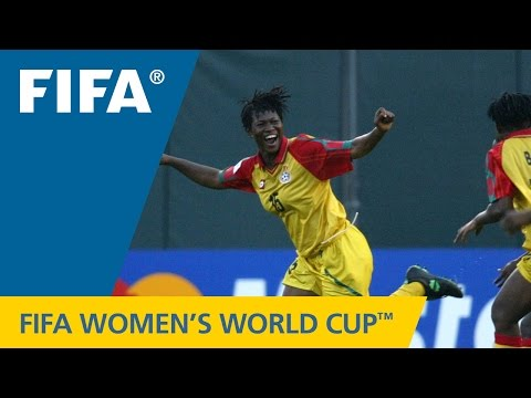 Greatest Women's World Cup Goal? SACKEY in 2003