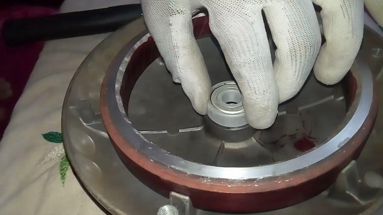 How To Repair Ceiling Fan Bearings Www Gradschoolfairs Com
