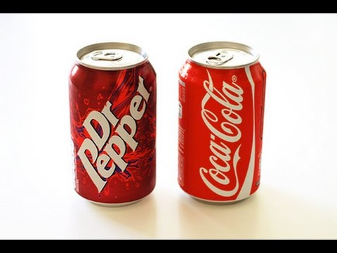 coke and dr pepper Coca-cola was not invented until 1886, making dr pepper the oldest of the   diet coke (#3) was created by the coca-cola company in 1982 and caffeine  free.