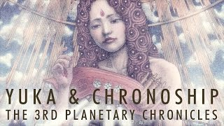 Yuka & Chronoship - The 3rd Planetary Chronicles [Official Album Teaser] - FULL HD 1080p