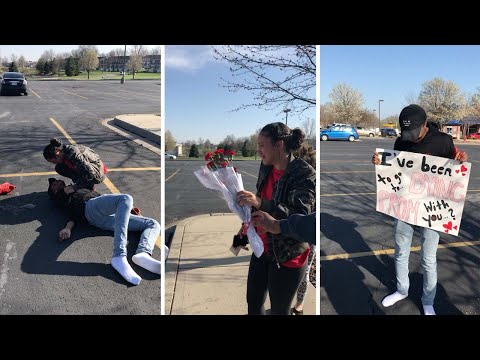 Risky Boyfriend Fakes Death To Ask Girlfriend To Prom
