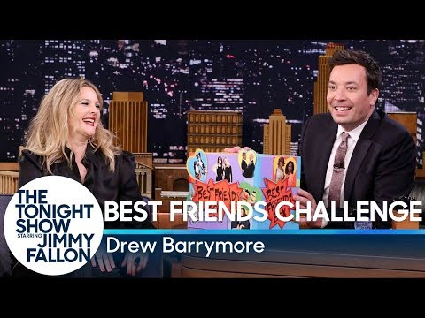 Download Youtube: Best Friends Challenge with Drew Barrymore