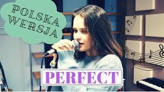Perfect - Ed Sheeran | POLSKA WERSJA | COVER Sandra Rugała Video