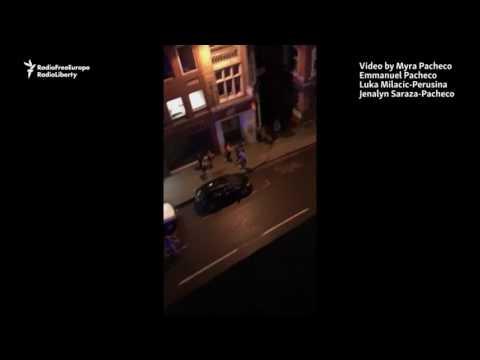 Londoners Flee After 'Terrorist' Attacks