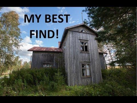 Timecapsule House 1930´s? Finland (HISTORICAL STUFF!!) Urban Exploration
