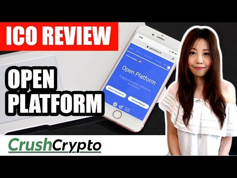 ICO Review: Open Platform (OPEN)  - Cryptocurrency Wallet for Applications