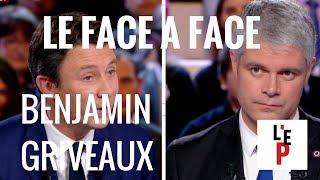 Le face-à-face politique, Laurent Wauquiez est opposé à Benjamin Griveaux (France 2)