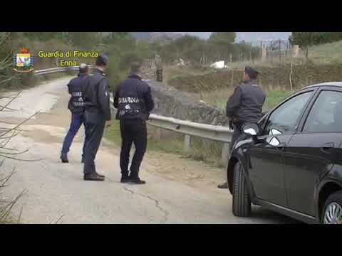GdF Enna truffa 5 mln 43 denunciati a  Nicosia, Gagliano, Villadoro, Nissoria, Leonforte ed Assoro