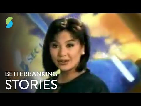 Security Bank Commercial 90's with Sharon Cuneta