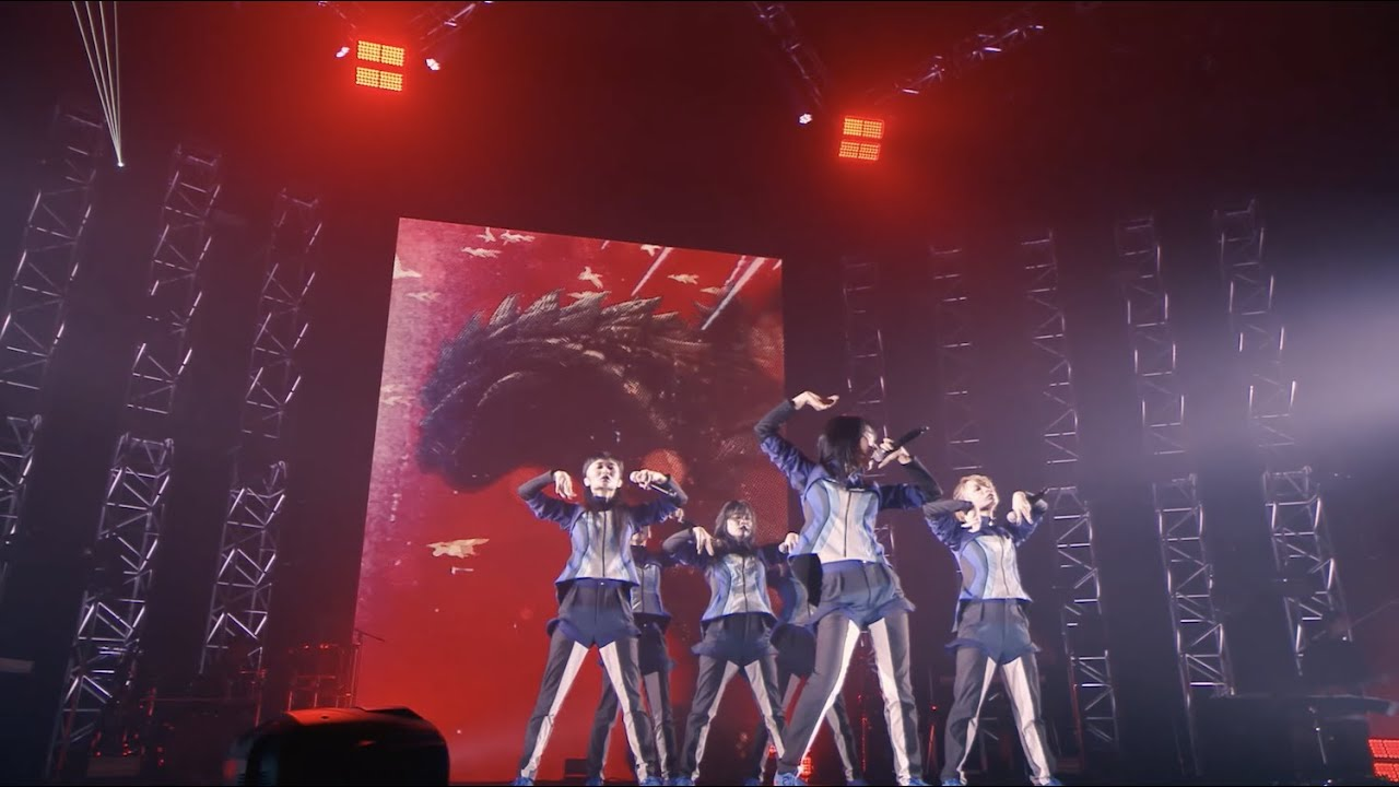 """BiSH / in case... [BiSH SPARKS """"This is not BiSH except BiSH"""" EPiSODE 4] @ 日本ガイシホール"""