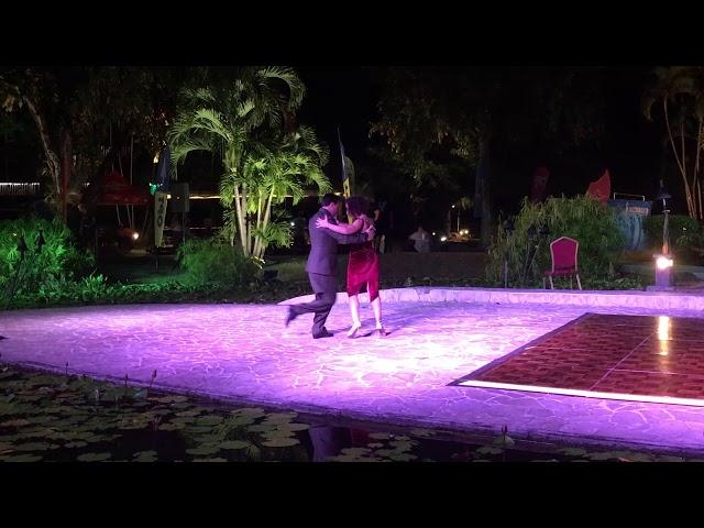 TAHITI TANGO FESTIVAL 2019 - Paola Aguilera & Leonardo Auza - Part 1