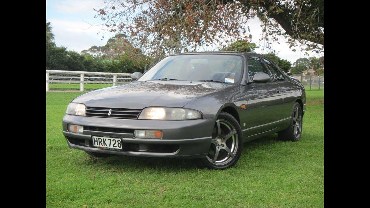 nissan skyline gts25 sedan (er33) седан1995года