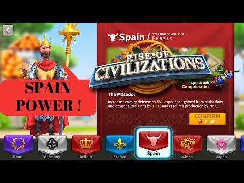 Civilizations update - choose the right Civilization v2.0 - Rise of Civilizations