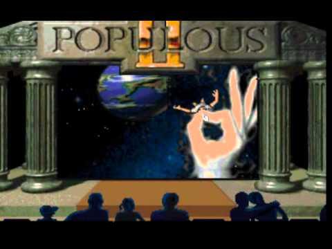Populous 2 (MS-DOS, 1991) Intro
