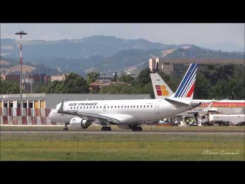 Plane Spotting June 2013 @ Bologna Airport Guglielmo Marconi Intl.