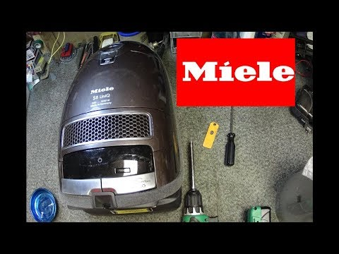 Miele C3 s8 Serivce! after being used with out Bag .