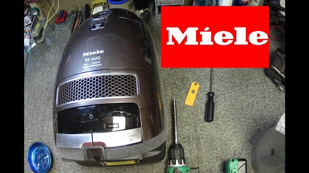 MIELE S251i Canister Vacuum Cleaner ~Replacement Part ~ WHEEL Assembly