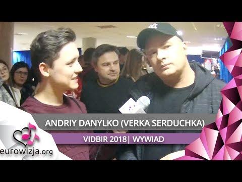 Andriey Danylko (Verka Serduchka): co myśli o Melovinie? | Eurowizja 2018 (napisy)