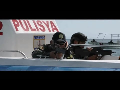 """PNP MARITIME GROUP participates in Counter-terrorism """"Southern Storm"""" Simulation Exercise"""