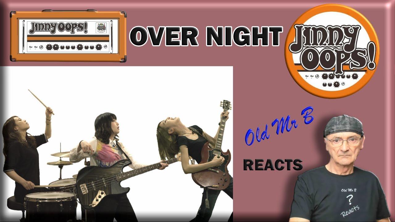 Download JinnyOops! / 「OVER NIGHT」 (Reaction)