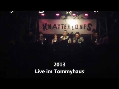Knattertones - Guns of Brixton live at Tommyhaus