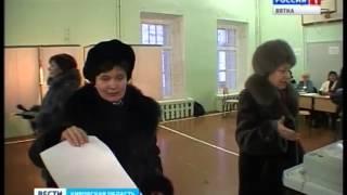 Дополнительные выборы депутатов ОЗС (ГТРК Вятка)