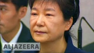 🇰🇷 S Korea: Choi Soon-sil jailed 20 years for corruption