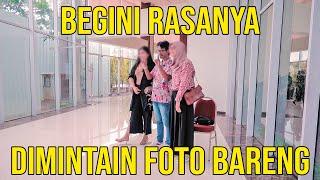 BEGINI RASANYA DIMINTAIN FOTO BARENG..
