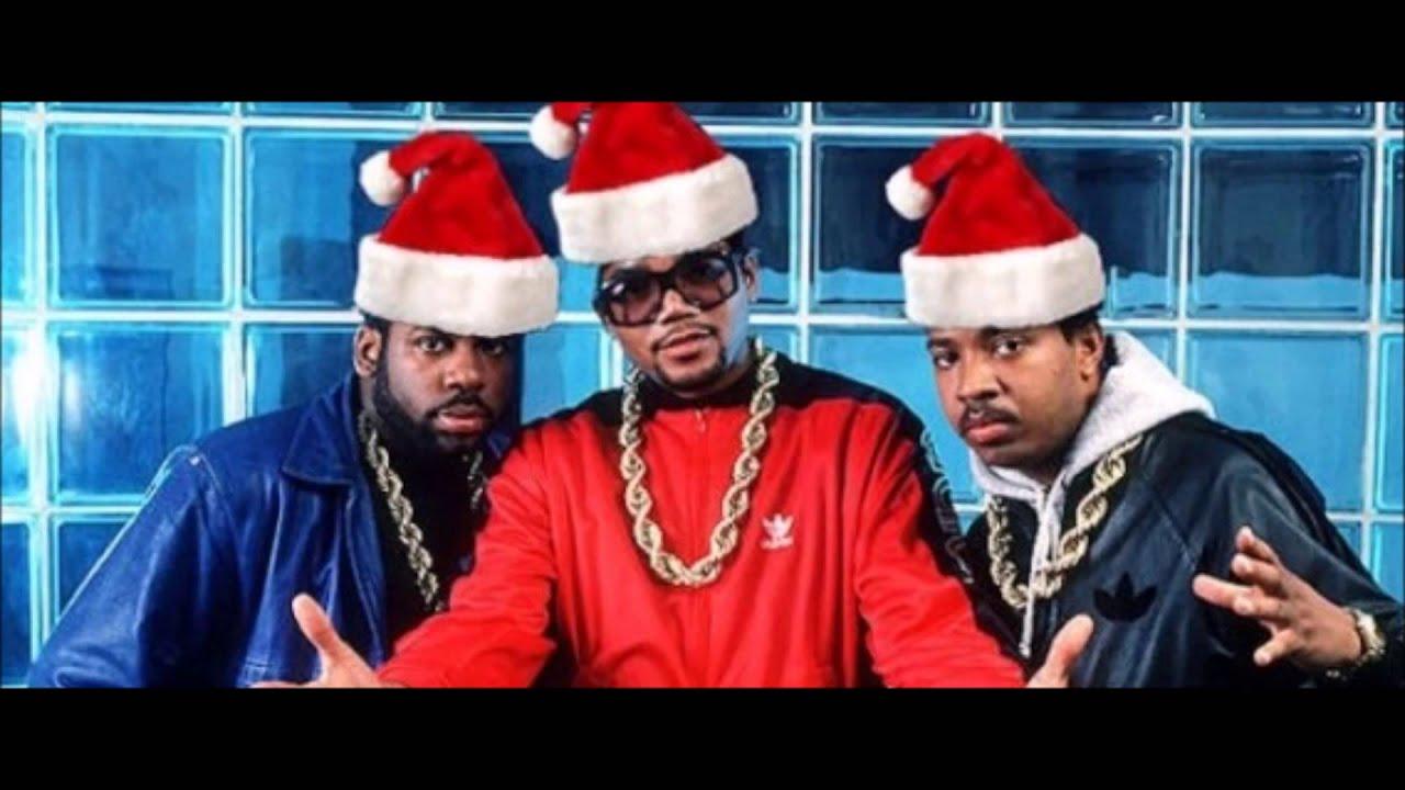 Run DMC 'Christmas In Hollis' - YouTube