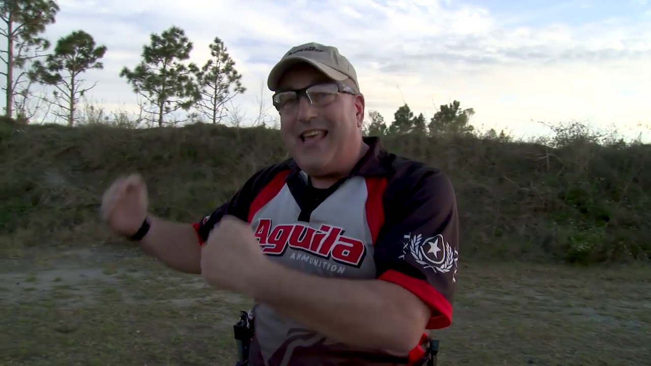 Gun Digest TV - Learning To Shoot On The Move with Mark Redl